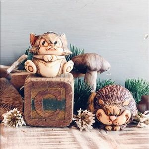 Rare- Harmony Kingdom trinket boxes